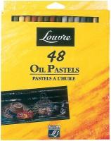 Lefranc & Bourgeois Louvre Oil Pastel Crayon: Crayon