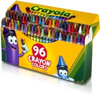Crayola Expressionist Round Shaped Wax Crayons (Set Of 1, Multicolor) - CRYEB2J3B933PU9Y