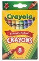 Crayola Round Shaped Wax Crayons - Set Of 1, Multicolor - CRYDZGWBDHFY4ZN5