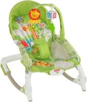 Fisher-Price Newborn to Toddler - Portable Rocker: Crib Toy Play Gym