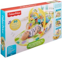 Fisher-Price Baby First Car Gym (Multicolor)