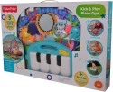 Fisher-Price Bmh49 Knp Piand Gym-Nad - Multicolor