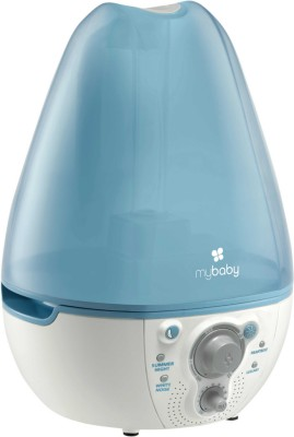 My Baby Ultrasonic Cool Mist Humidifier with Build-in SoundSpa Blue