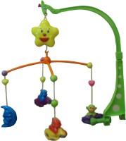 Parteet Musical Multicolour Hanging Jhumar For Kids (Multicolor)