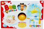 Gift World Crib Toys & Play Gyms Gift World Baby First bed Bell With Light and Music Projector Crib
