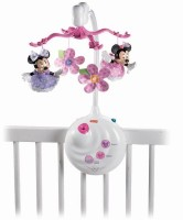 Fisher-Price Disney Baby Minnie Mouse Projection Mobile (Multicolor)