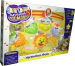 Toyzstation Crib Toys & Play Gyms Toyzstation Sweet Cuddles Musical Cot Mobile