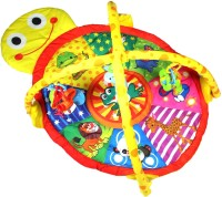 Planet Of Toys Baby Playful Activity Toddler Gym (Multicolor)