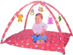 Novelty Plastic Industries Crib Toys & Play Gyms Novelty Plastic Industries Baby Play Gym