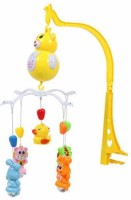 Gift World Baby Paradise Hanging Toys (Multicolor)