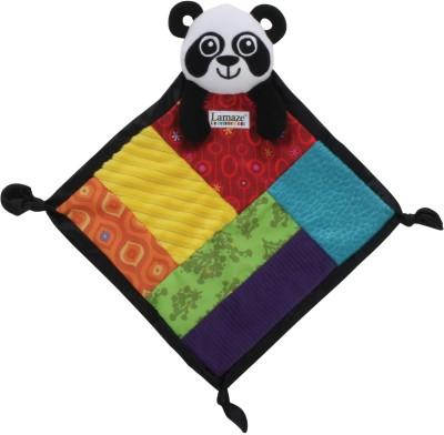 Lamaze Crib Toys & Play Gyms Lamaze Contrast Panda Blankie Toy