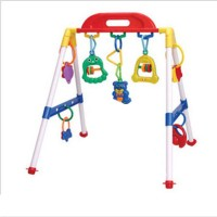 Gift World Infant Music Play Gym (Multicolor)