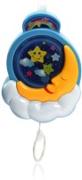 Planet Of Toys Mom Musical Dreamland Wind Up Crib Toy (Multicolor)