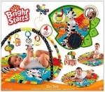 Bright Starts Crib Toys & Play Gyms Bright Starts BRight Starts BAby Zoo Tails