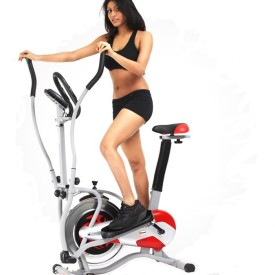 Telebrands Platinum Ellipitical Cycle Cross Trainer