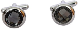 Monex Brass Cufflink