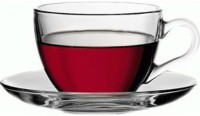 Pasabahce Basic Tea Coffee 97984N (Clear, Pack Of 12)