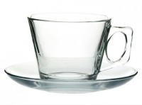 Pasabahce Vela Espresso 97301N (Clear, Pack Of 12)