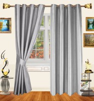 Decor Bazaar Neutral Beauty Window Curtain