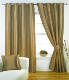 FABUTEX Polyster Curtain Door Curtain - CRNEYHP4V8YVK7BA