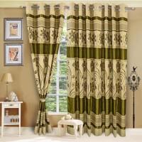 Vorhang Door Curtain (Single Curtain, 82 Inch/210 Cm In Height, Multicolor)