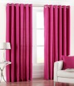 Hargunz Crush 7 Feet Door Curtain - Pack Of 2 - CRNEFGEVDYSFYP3Q
