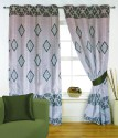 Fabutex Poly Jacquard Window Curtain
