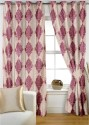 Story @ Home Retro Series Eyelet Door Curtain - CRNDWDG8SRMCBDZG