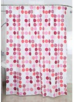 Obsessions Polyester Multicolor Door Curtain 200 Cm In Height, Single Curtain - CRNE5Y5ZEF5GUFW7