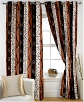 Story @ Home Window Curtain (Pack Of 2)