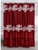 Obsessions Polyester Multicolor Door Curtain 200 Cm In Height, Single Curtain - CRNE5Y5Z3VM38GTJ