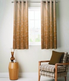 FABUTEX Jacquard Weave Curtain Window Curtain - CRNEYHP4SSGQSHC8