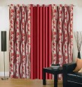 IWS Playing With Colors Window Curtain - Pack Of 3