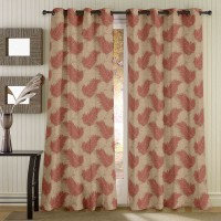 Story @ Home Polyester White Door Curtain 215 Cm In Height, Pack Of 2