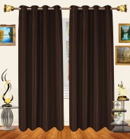 Decor Bazaar 100% Polyester Door Curtain (Pack Of 2, 84 Inch/215 Cm In Height)