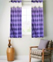 Fabutex Polyjucquard Eyelet Curtain Window Curtain - CRNDZNHPAM978PFR