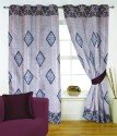 Fabutex Poly Jacquard Door Curtain