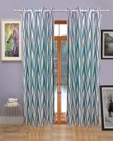 Sajawatt 100% Polyester Door Curtain (274.32 Inch In Height)