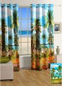Swayam Digitally Printed Cosmo Fashion Window Curtain - CRNDUH4AZAXAMSAA