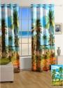 Swayam Digitally Printed Cosmo Fashion Window Curtain - CRNDUH4AZAXAMSAA