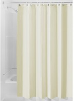 Jay Jay PVC Cream Solid Eyelet Window & Door Curtain 195 Cm In Height, Single Curtain