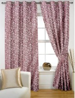 Story @ Home Jacquard Door Curtain (213.36 Inch In Height) - CRNEYHY3GXST7XGY