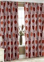 Story @ Home Retro Series Eyelet Door Curtain - CRNDWDG8GHAKKZMM