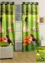 Swayam Digitally Printed Cosmo Fashion Window Curtain - CRNDUH4AGD6BD5R6