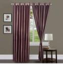 Sai Arpan Sweet Home Window Curtain - Pack Of 2