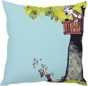 StyBuzz Calvin And Hobbes (12x12) Cushions Cover - Pack Of 1 - CPCEYN8KDYS343HW