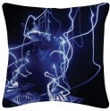 Amore Decor Dj Light Cushions Cover - Pack Of 1