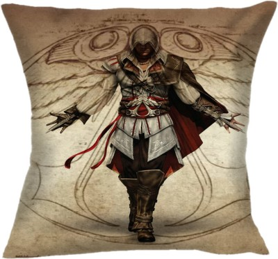 Shopkeeda Assassins Creed Cushions Cover Pack of 1