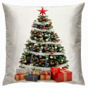 Right Decorative-Christmas Cushions Cover - Pack Of 1