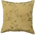 Aawrun Poly Silk Emb Mix Cushions Cover - Pack Of 2